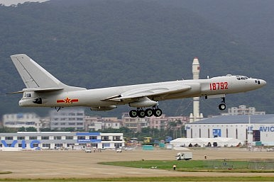 Chinese Defense Ministry to Japan: 'Get Used To' PLAAF Operations Through the Miyako Strait