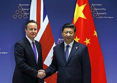 Xi's Visit to Kick Off a Golden Age of China-UK Relations