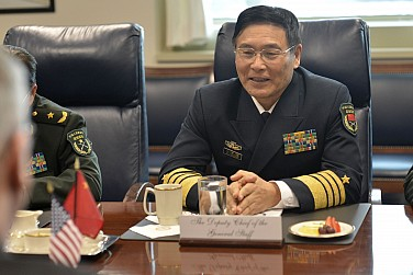 China Wants To Deepen Military Ties With Iran
