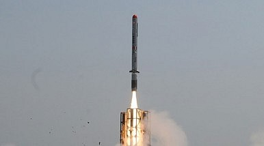Revealed: India's Deadly New Missile Fails Flight-Test