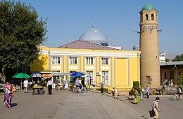 A 'China Town' in Northern Tajikistan