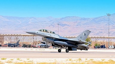 US Will Sell 8 F-16 Fighter Jets to Pakistan