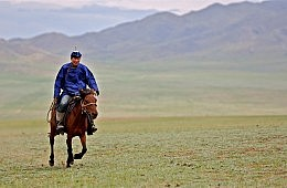 The Truth About Mongolia's Independence 70 Years Ago