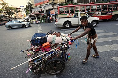 Asia's Wealth Inequality Problem