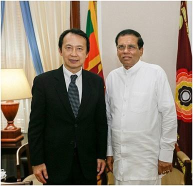 Thailand, Sri Lanka Set to Boost Ties with Sirisena Visit