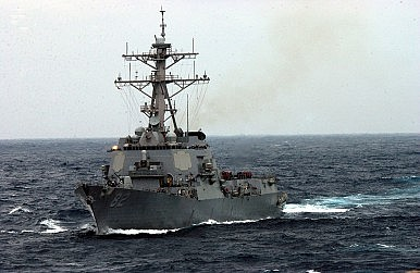 US Navy Set to Send Destroyer Within 12 Nautical Miles of Subi, Mischief Reefs