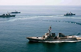Both the US and China Benefit From US Navy's Freedom of Navigation Assertions