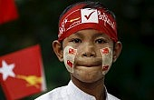 Myanmar's Big Moment