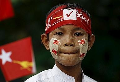 Myanmar's Big Moment