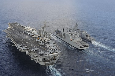 Expanding US-Japan-India Cooperation in the Indian Ocean