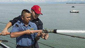 US, Brunei Launch Maritime Exercise