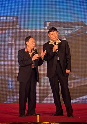 A Laughing Matter: China Experiments With Comedy