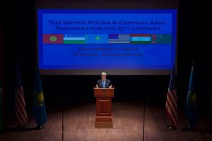 Security Remains a Core Pillar of US-Central Asia Relations