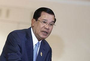 Cambodia: Hun Sen Draws First Blood