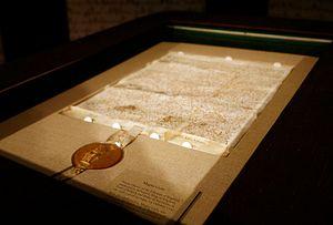 China and the 'Magna Carta Moment'