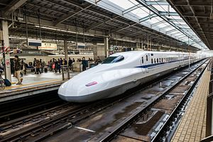 Japan's Train Diplomacy