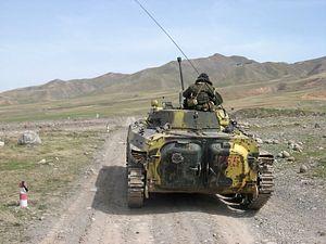 2 Tajik Military Recruiters Killed in Dushanbe