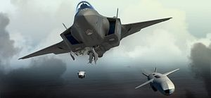 Japan's F-35 Stealth Fighters Get New Standoff Anti-Ship Capability