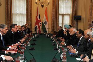 Narendra Modi's UK Visit: Major Takeaways