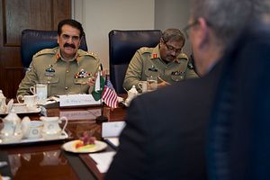With Afghanistan, 'Nuclear Deal' on Agenda, Pakistan's Army Chief Visits the United States