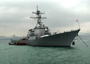 China and US Hold Joint Naval Exercise