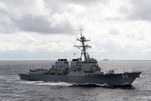 Gunboat Diplomacy in the South China Sea