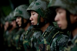 China's Military Just Got a Big Structural Shakeup