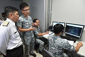Singapore, Brunei Conclude Naval Exercise