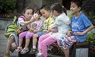 China: Too Few Kids? Too Little, Too Late