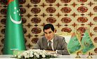 Turkmenistan and Ukraine Bond on Russian Concerns