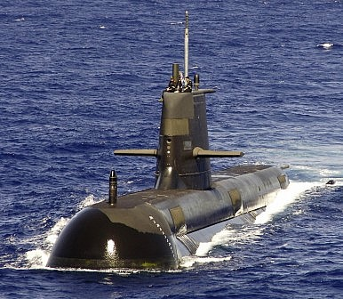 Could the French Barracuda Replace the Australian Collins-class Submarine?
