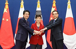 With Trilateral Summit, China-Japan-Korea Cooperation 'Completely Restored'