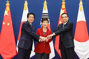 How Can Japan Improve Its Relations With China and South Korea?