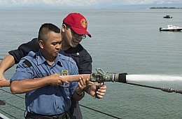US, Brunei Launch Naval Exercise