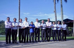 ASEAN Sets Up New Hotline Amid South China Sea Tensions