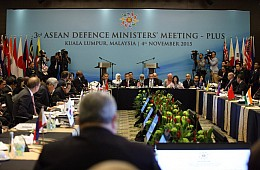 What Did the 3rd ASEAN Defense Minister's Meeting Plus Achieve?