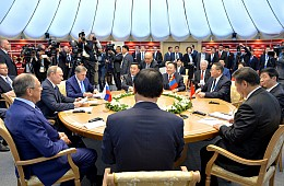 The China-Russia-Mongolia Trilateral Gains Steam