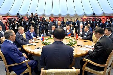 China, Russia, Mongolia Sign Long-Awaited Economic Partnership Agreement