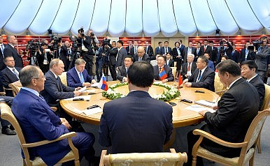 China, Russia, Mongolia Sign Long-Awaited Economic Partnership Agreement