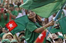 Myanmar's Elections: An Historic Opportunity for Change
