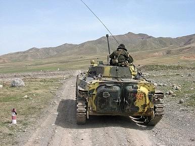 Why Is Russia Cutting Troops in Tajikistan?
