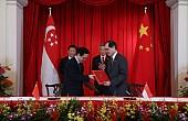 China Seeks to Woo ASEAN Through Singapore