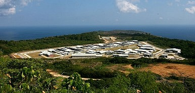 Trouble on Christmas Island