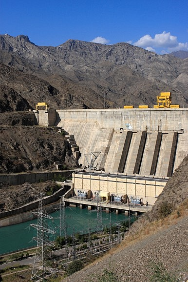 Investors Needed for Kyrgyz Hydropower Projects