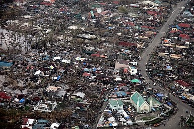 Remembering Deadly Typhoon Haiyan in the Philippines