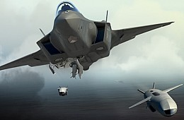 F-35's Joint Strike Missile Successfully Completes Flight Test in US