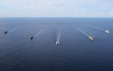 Singapore Deploys Submarine to Naval Exercise With Thailand