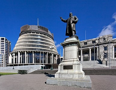 New Zealand MPs Tossed Out After Speaking Out About Rape