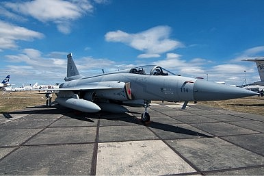 Groundhog Day: China-Pakistan JF-17 Fighter Has its First Buyer