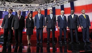 GOP Debate #4: Presidential vs. Personal
